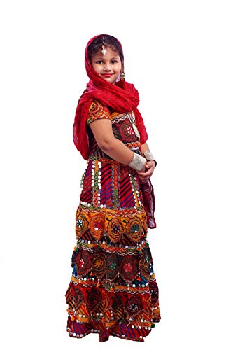 Rajasthani Girl Costume