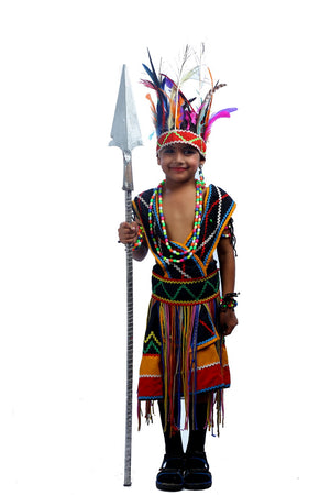 SBD Adivasi Tribal Boy  costume