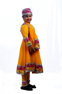 ANARKALI COSTUME FOR KIDS & ADULTS