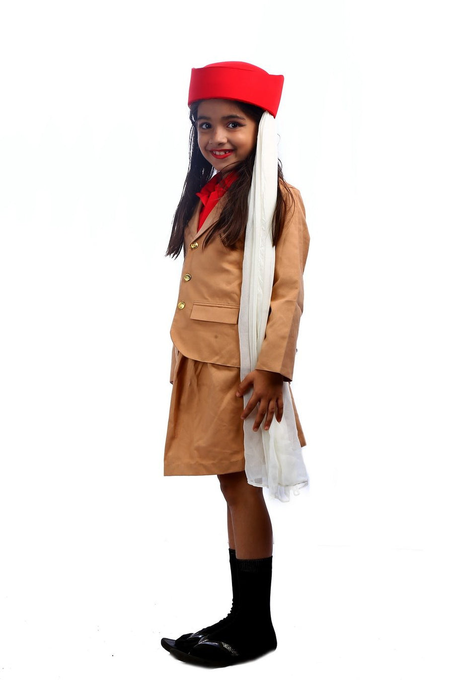 SBD Air Hostess Crew Member at Emirates Community Helper  Costume
