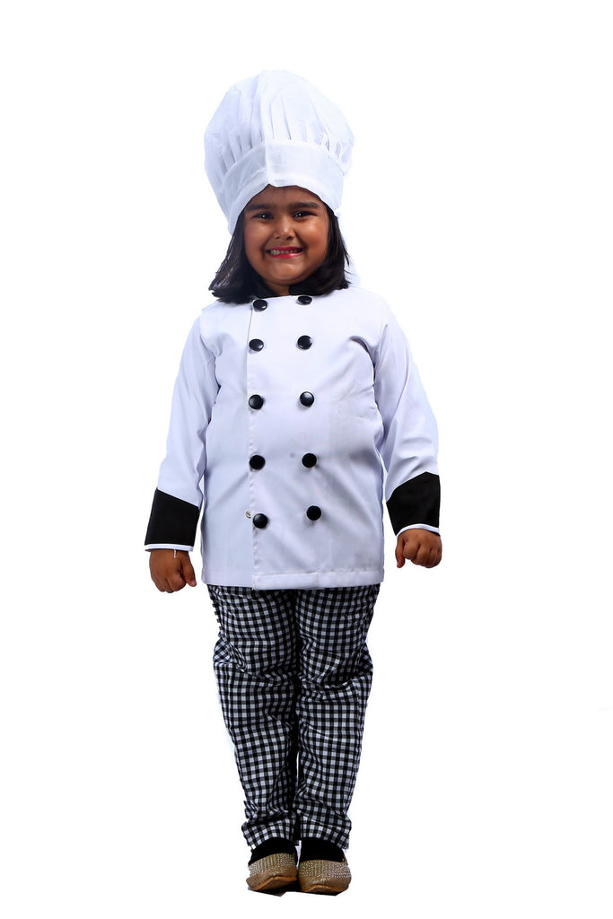 SBD Baker Community Helper  Costume