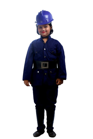 SBD Fire Fighter Community Helper  Costume