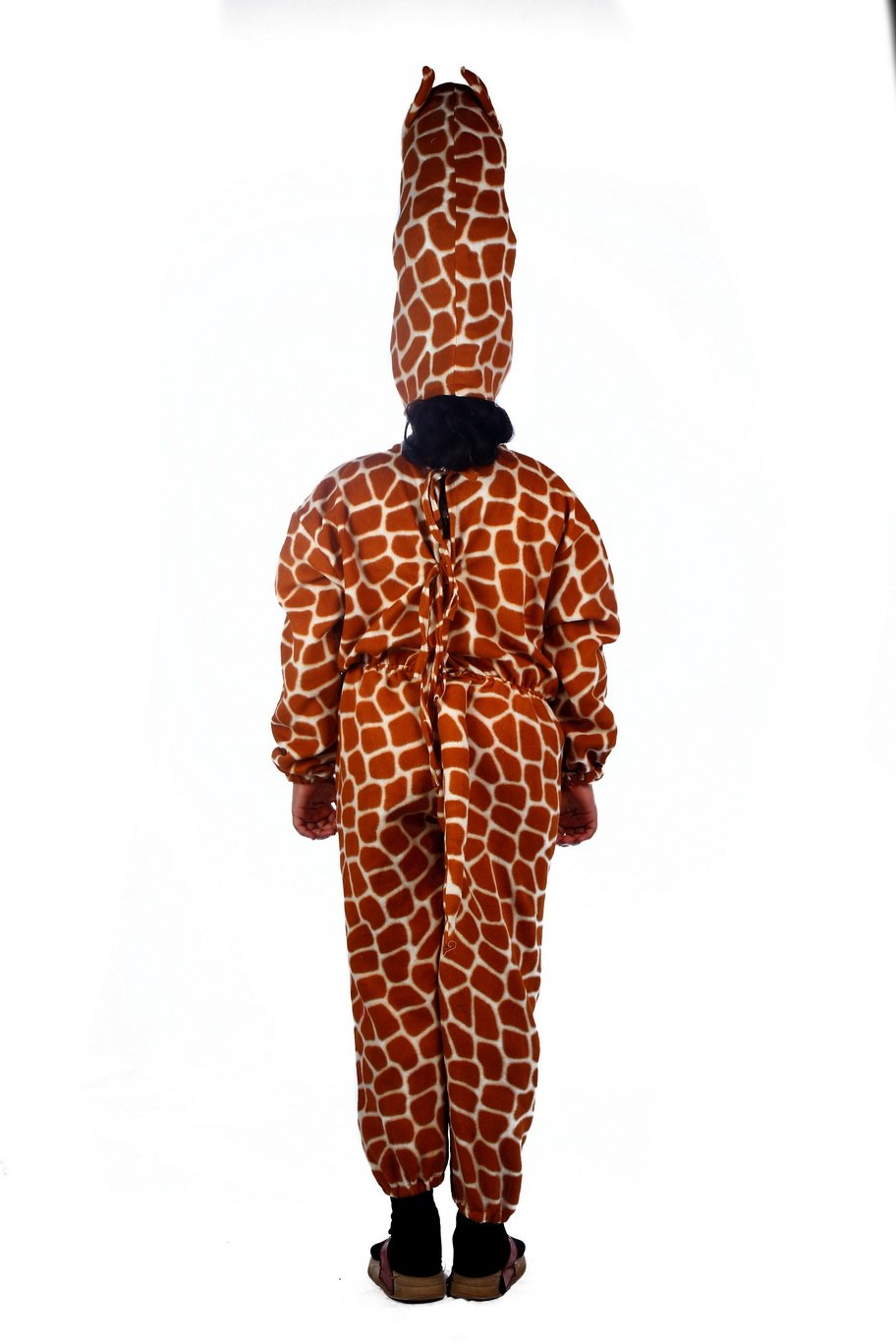 Wild Animal Giraffe costume