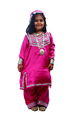 SBD Kashmiri Girl  costume