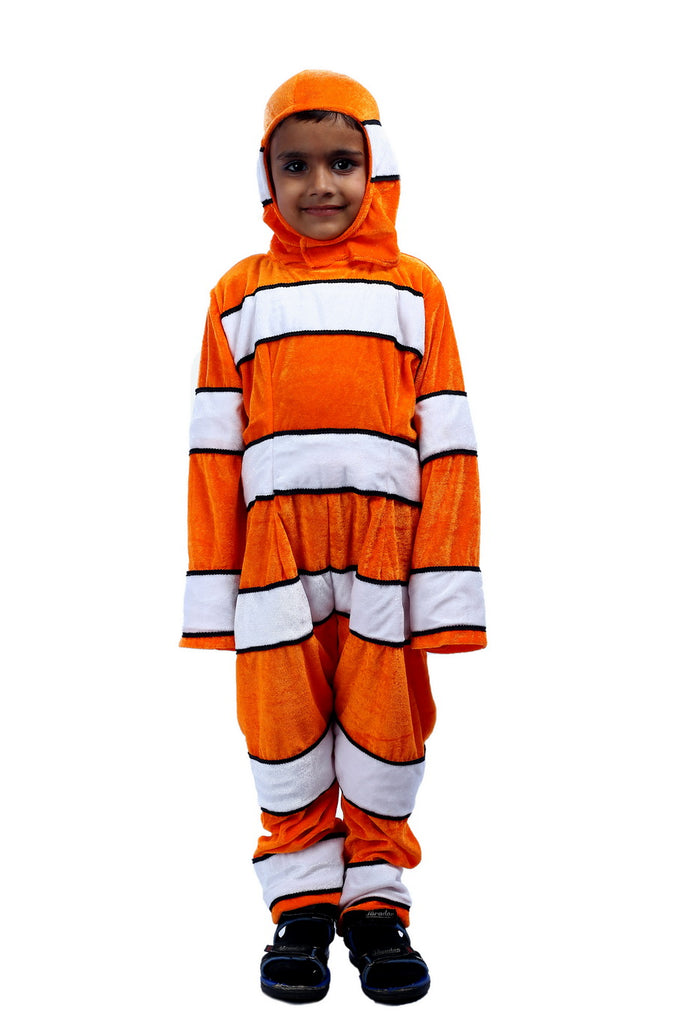 Nemo Fish Cartoon Character costume