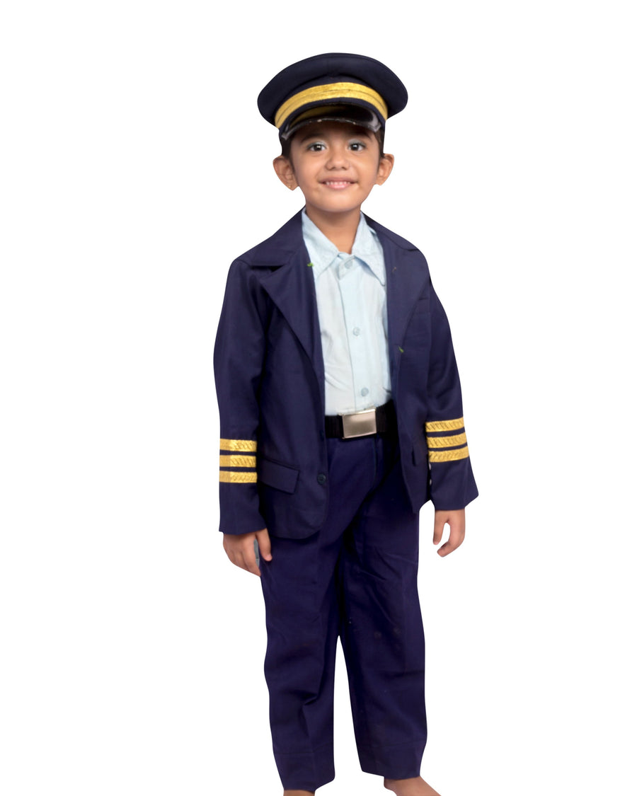 SBD Airforce / Pilot Community Helper  Costume