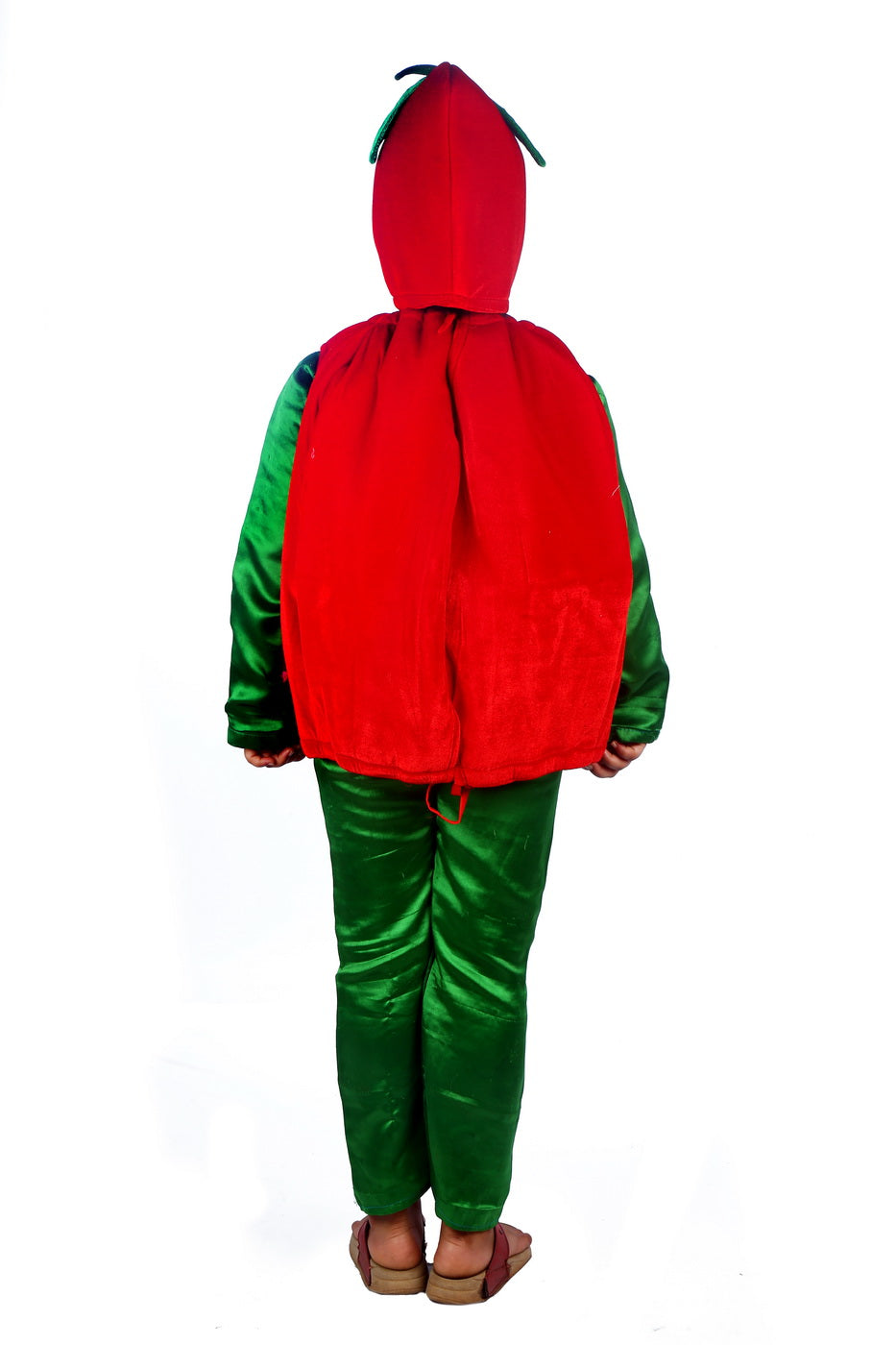 Pomeogranate Fruit Costume