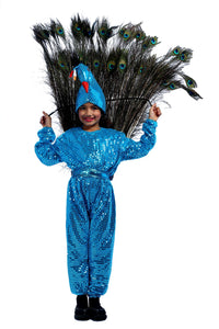 National Bird Peacock costume
