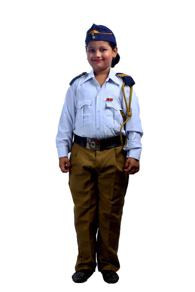 SBD Traffic Police Man Community Helper  Costume