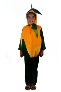 Lime Fruit Costume