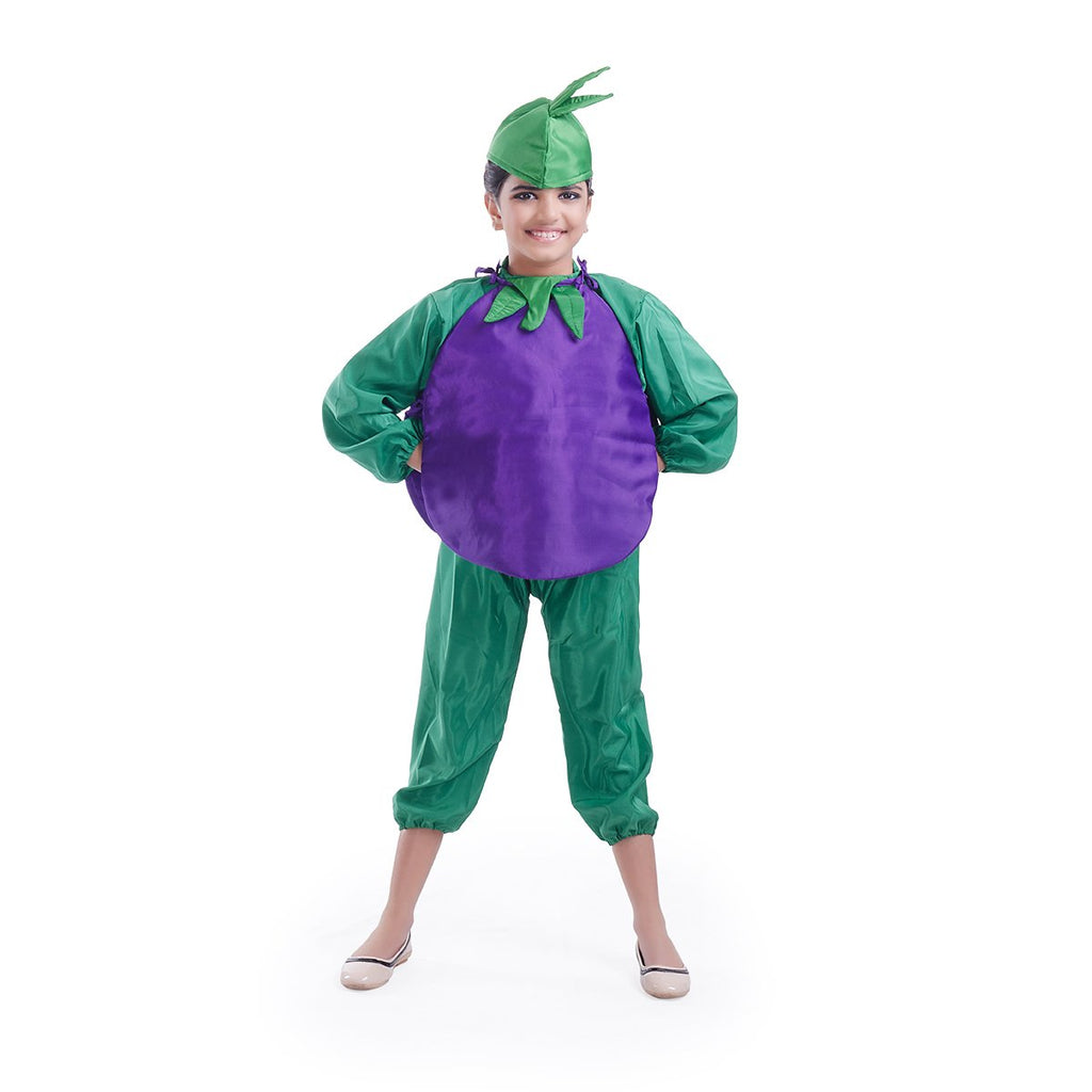 Brinjal Vegetable  costume