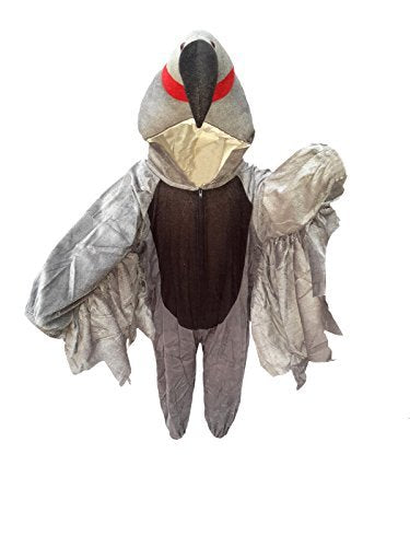 Bird Grey Pigeon costume