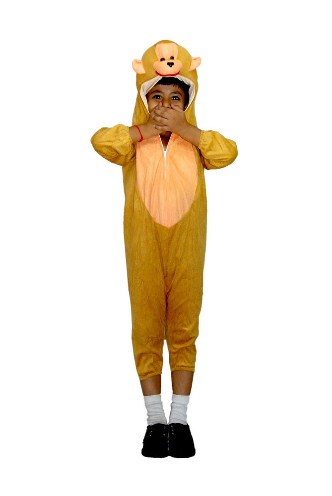 Naughty Animal Monkey costume