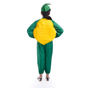 Papaya Fruit  costume