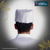 Traditional Fur Gandhi Topi / Cap / Pagdi / Headgear