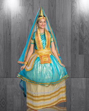 SBD Manipuri Girl  costume