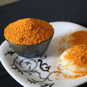 South Indian Malaga Podi Powder / Chutney Malga Podi - Side dish for dosa,idly,akki roti - 100 grams