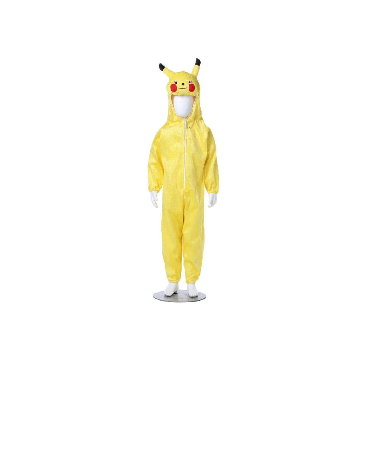 Cartoon Character Pikachu  costume
