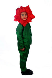 Rose FLOWER Costume