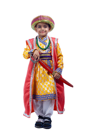 Tipu Sultan Costume