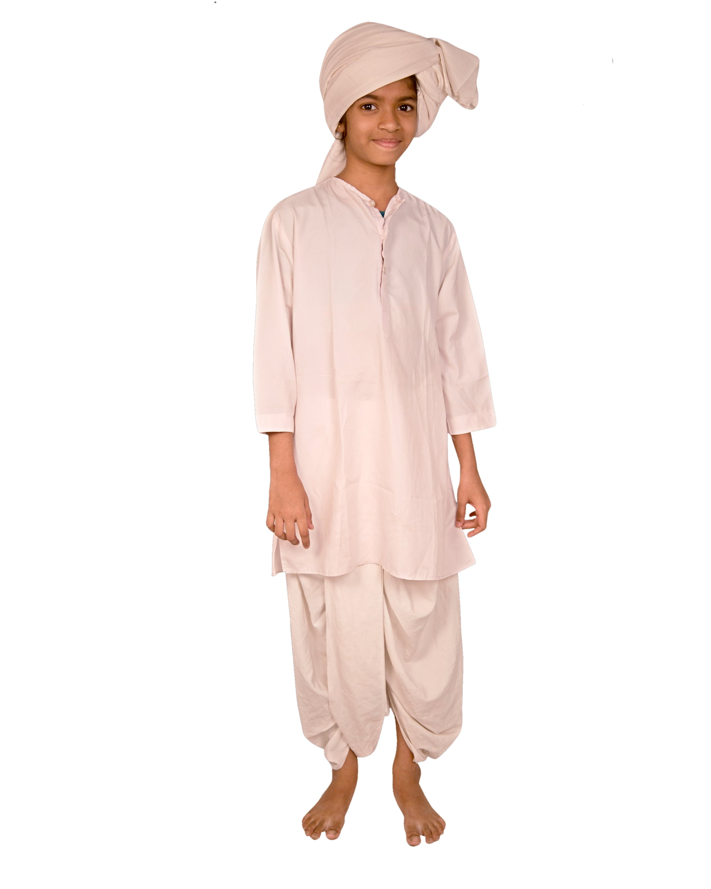 Vallabh bhai patel Costume