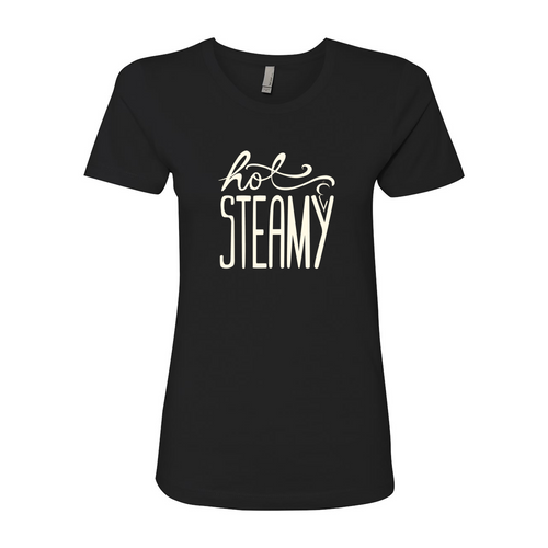 Hot & Steamy  Women's T-Shirt