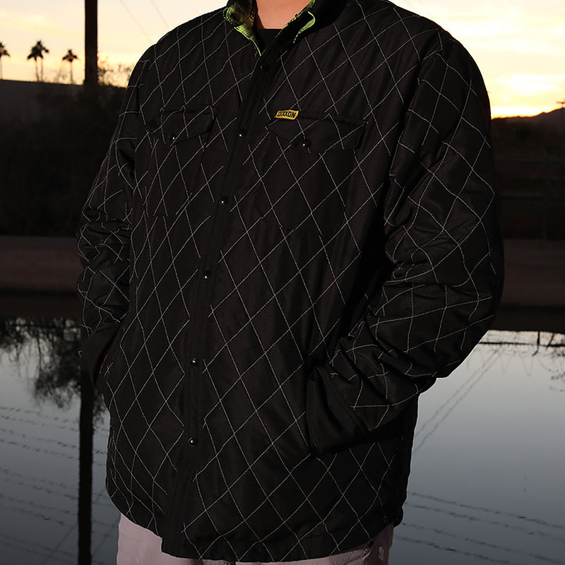 GUARDIAN REVERSIBLE JACKET - MENS