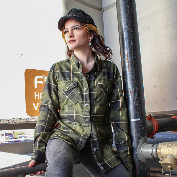 KURT FLANNEL - WOMENS