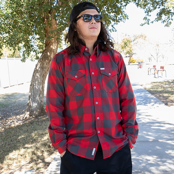 FIFTY FIFTY FLANNEL - MENS
