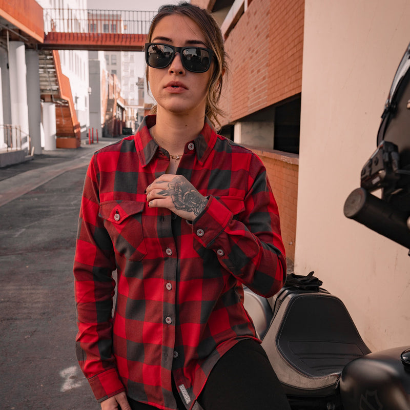 FIFTY FIFTY FLANNEL - WOMENS