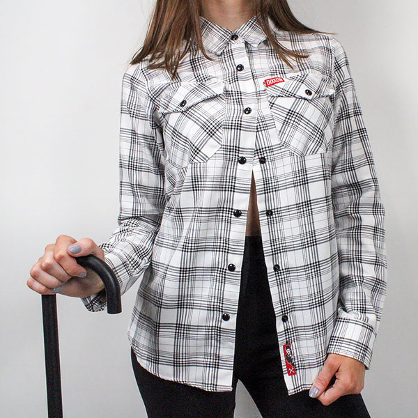 CHAPLIN FLANNEL - WOMENS