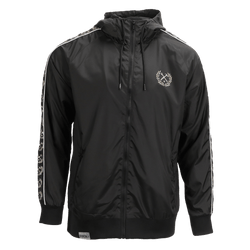 WATERFRONT WINDBREAKER BLACK - MENS