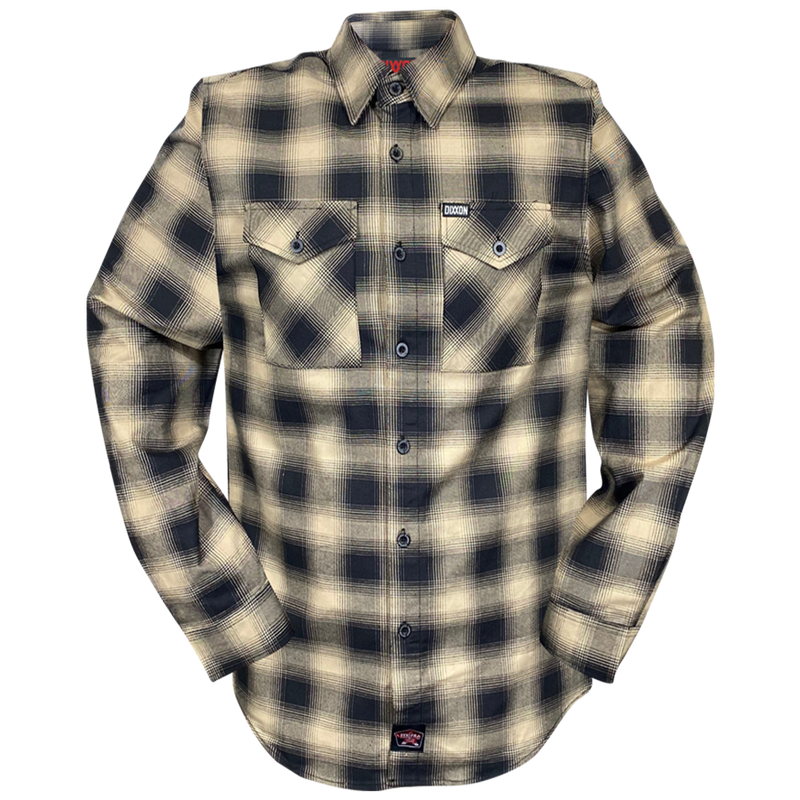 BARRIO FLAME RESISTANT FLANNEL - MENS