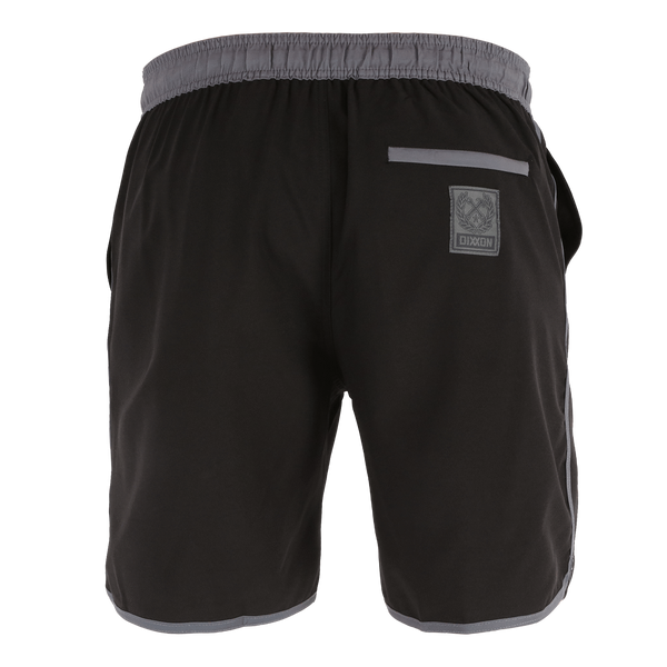 CHAD SHORTS BLACK - MENS