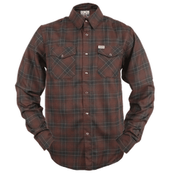 CALICO FLANNEL - MENS