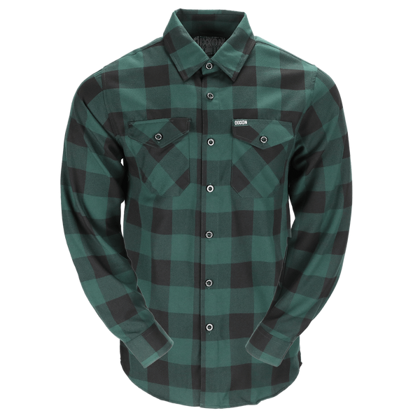EVERGREEN FLANNEL - MENS