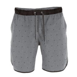 CHAD SHORTS GRAY FINNEY - MENS