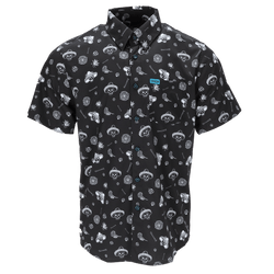 JALISCO SHORT SLEEVE BUTTON UP - MENS
