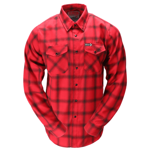 STROKER FLANNEL - MENS