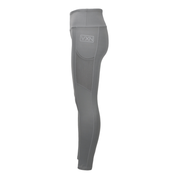 VIXXON TECH PANTS 2.0 LIGHT GREY - WOMENS