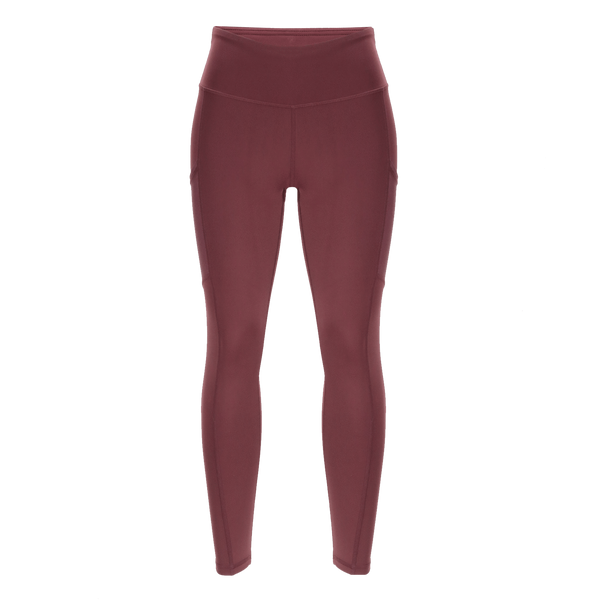 VIXXON TECH PANTS 2.0 WINE - WOMENS