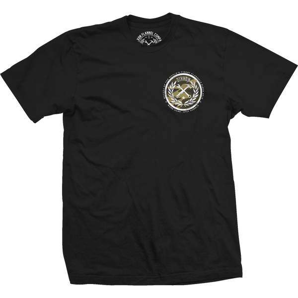 FINEST T-SHIRT BLACK - MENS