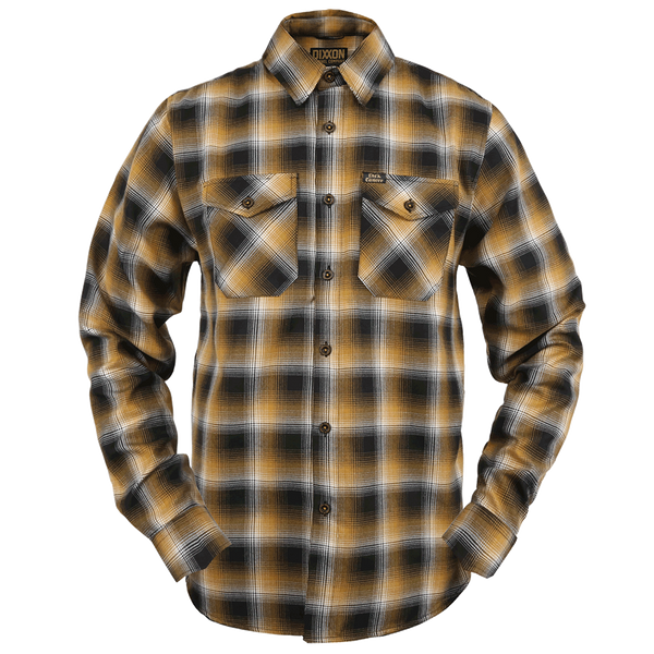 FXCK CANCER FLANNEL - MENS