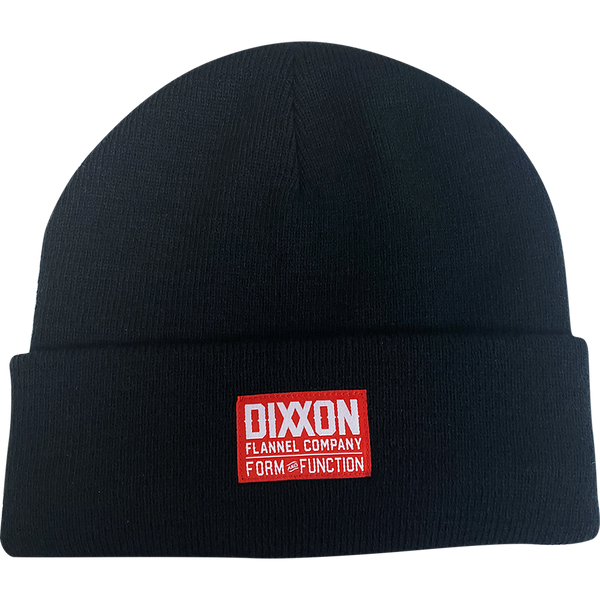 INSULATED BEANIE BLACK