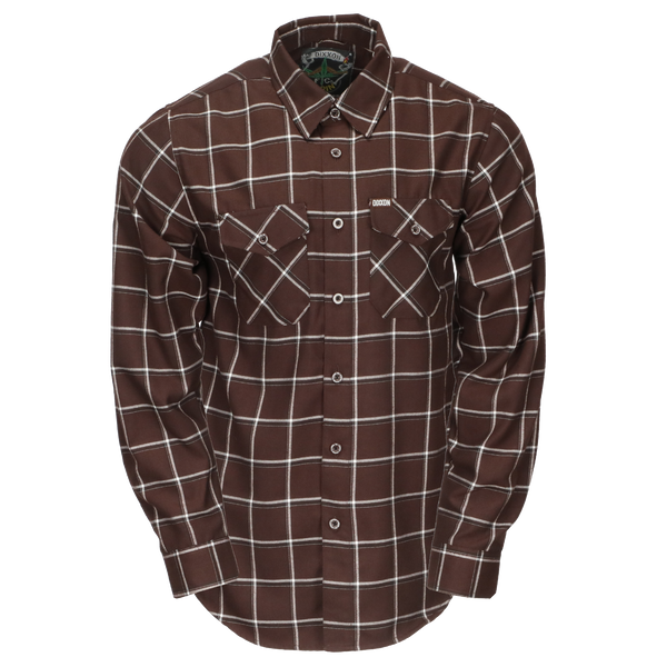 MARIN FLANNEL - MENS