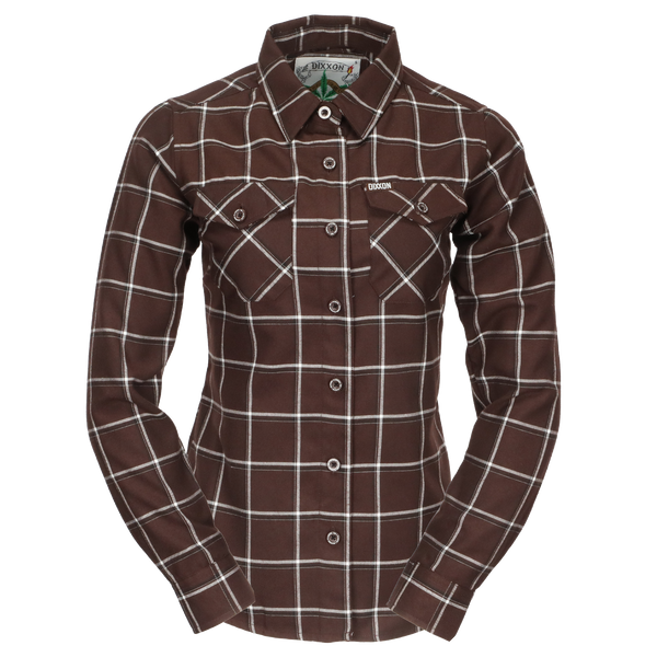 MARIN FLANNEL - WOMENS