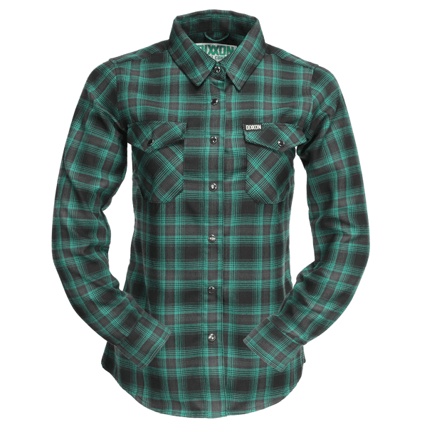 MCCAFFREY FLANNEL - WOMENS