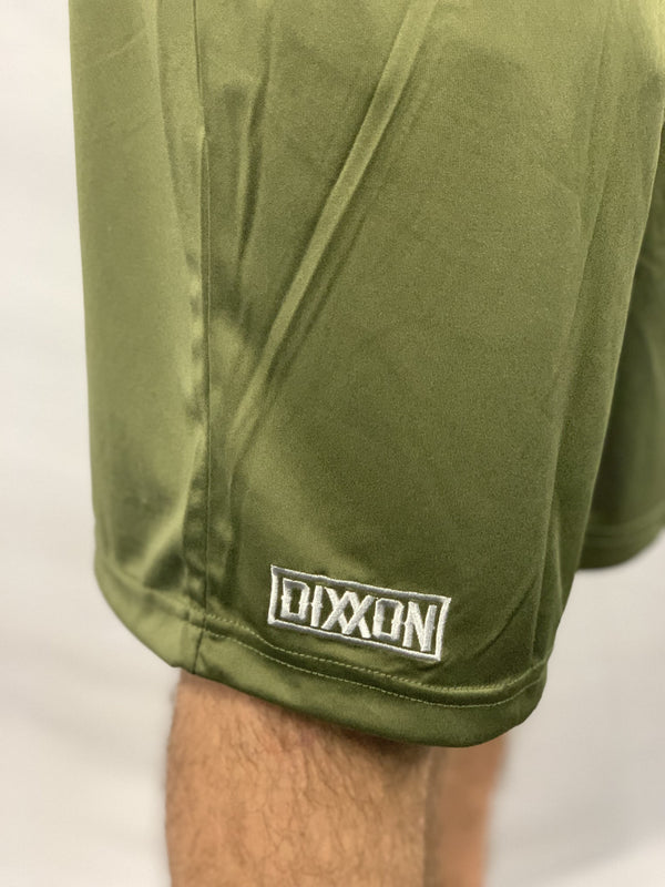 GYM SHORTS GREEN - MENS