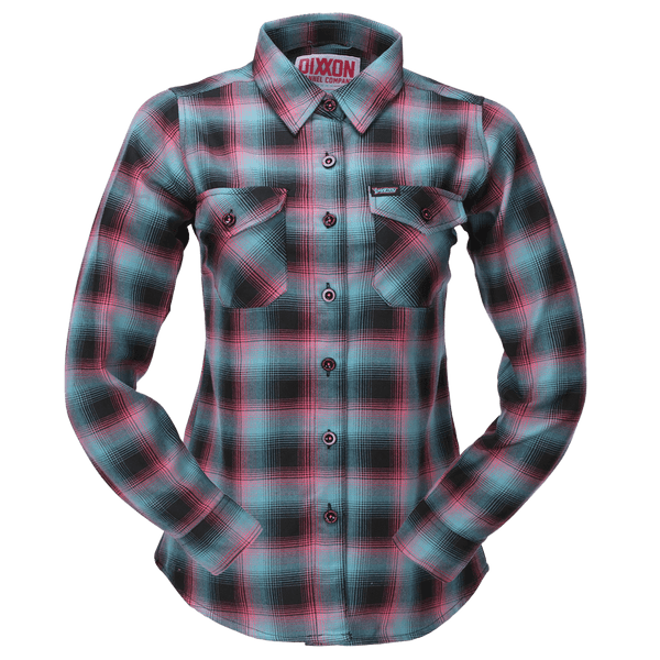 SHREDDY OG FLANNEL - WOMENS