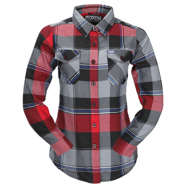 PLISSKEN FLANNEL - WOMENS
